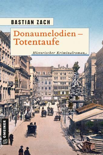 Donaumelodien Totentaufe Cover